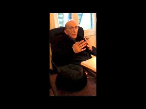 Don Gallo sul tema autogestione in supporto alla campagna STAY ZAM