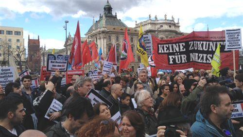 Processo al gruppo terroristico neonazista tedesco NSU