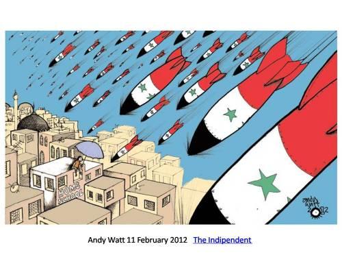 Siria: l'allargamento del conflitto è vicino