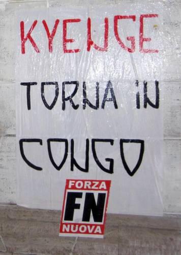 Da Palermo a Pisa, Forza Nuova contro lo ius soli