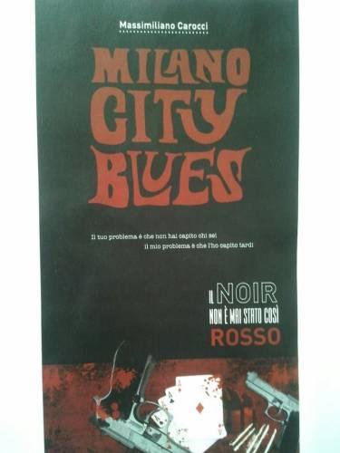 Milano City Blues – intervista a Massimiliano Carocci