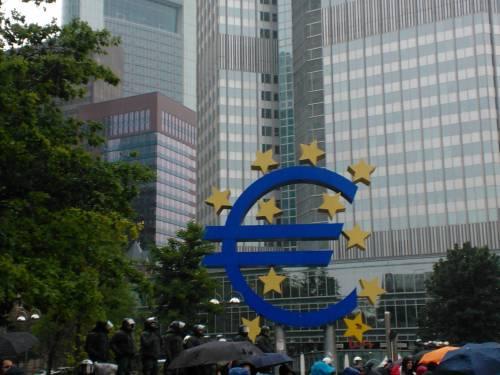 Valutazioni sulle mobilitazioni No BCE di Francoforte