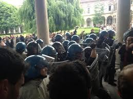 Arresti e denunce a Milano per i fatti all'Ex-Cuem.