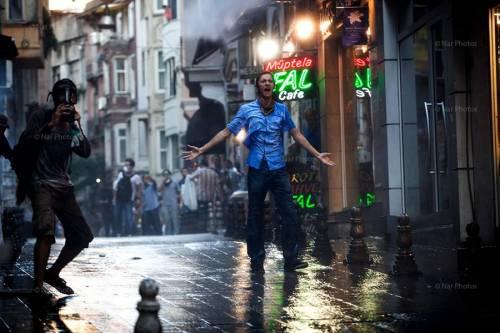 Aggiornamenti da Istanbul: non è finita