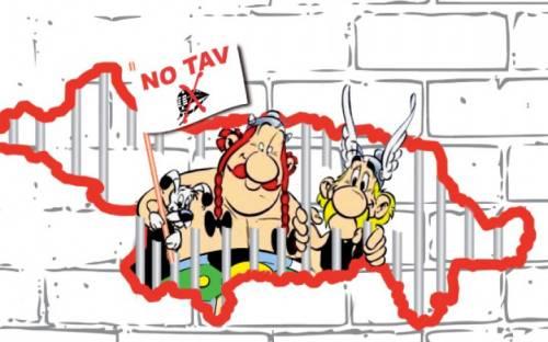 No Tav – Solidarietà agli arrestati