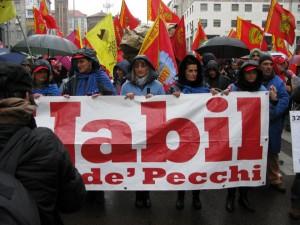 Jabil – Rioccupata la fabbrica a Cassina de' Pecchi – Comunicato
