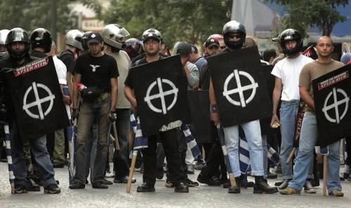 Nazisti sull'orlo del potere. Il caso di Alba Dorata