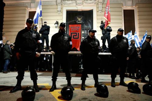 Dalla Grecia: lo squadrismo di estrema destra spinge verso una nuova Guerra Civile?