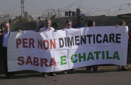 31 anni fa il massacro di Sabra e Chatila
