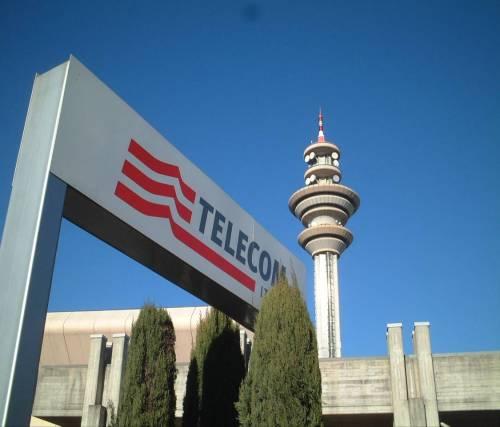 Telecom: storia di una rapina