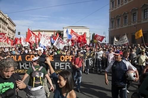 Cosa abbiamo visto veramente a Roma il 19 Ottobre.