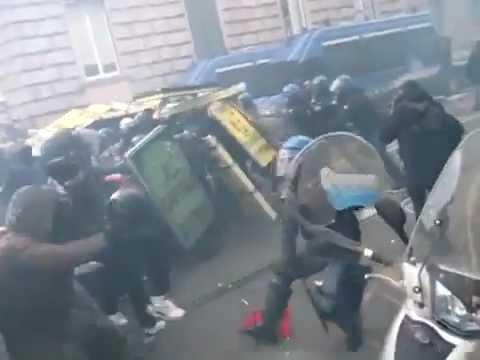 Al via il processo per la manifestazione del 14 Novembre 2012