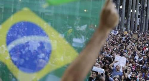 Rivolte in Brasile: una testimonianza da Rio de Janeiro