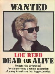 Lou Reed, New York e la narrazione negata