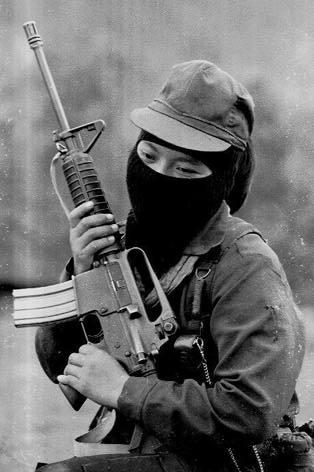 Buon compleanno EZLN, oggi fan 30