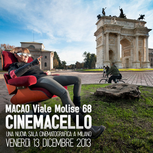 Macao – Apre il CINeMACeLLO