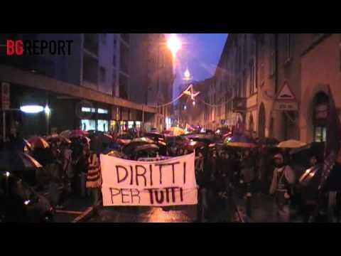Bergamo – Contro l'omofobia tanto rumore ha coperto il silenzio
