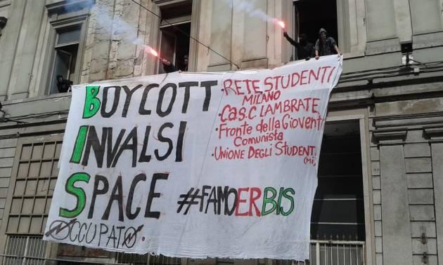 Boycott Invalsi – la diretta