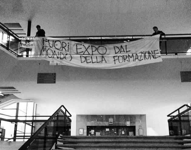 FUORI EXPO2015 DAL MONDO DELLA FORMAZIONE!
