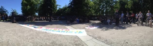 The Ned: la plenaria al Parco delle Cave