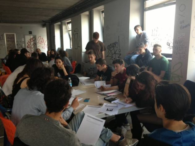 The Ned: diretta video dai workshop
