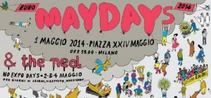 Maydays & The Ned – La diretta