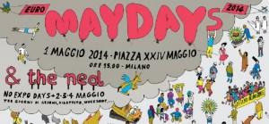 Maydays & The Ned – La diretta