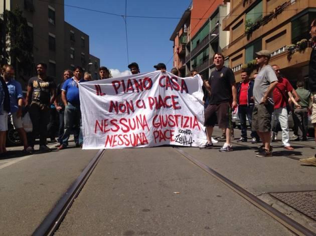 [News] Ore 16 tutt@ a Palazzo Marino. Basta Sgomberi! #noPianoCasa