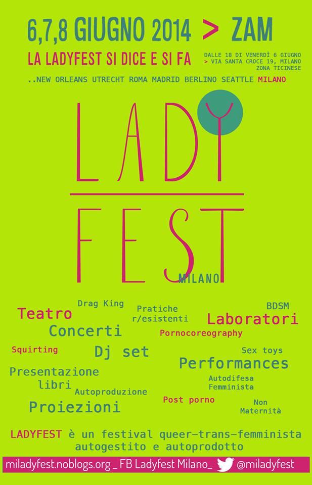 Chi siamo – cos'è la Ladyfest