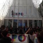 Torna in piazza la battaglia contro Vie d'Acqua ed Expo