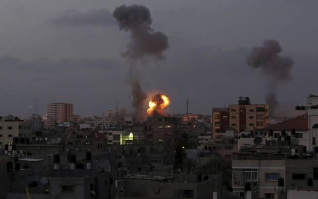 [DallaRete] Gaza: 48 ore di bombardamenti e 76 vittime