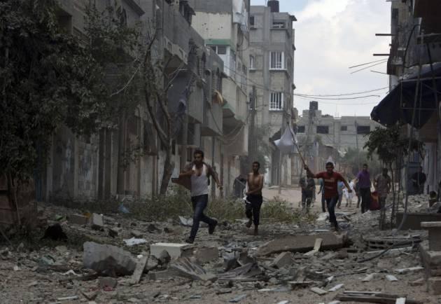 [DallaRete] Nessuno vuole davvero fermare Israele