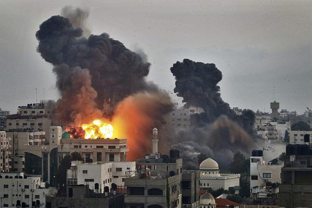 [DallaRete] Gaza: dall'inizio dei raid oltre 300 morti