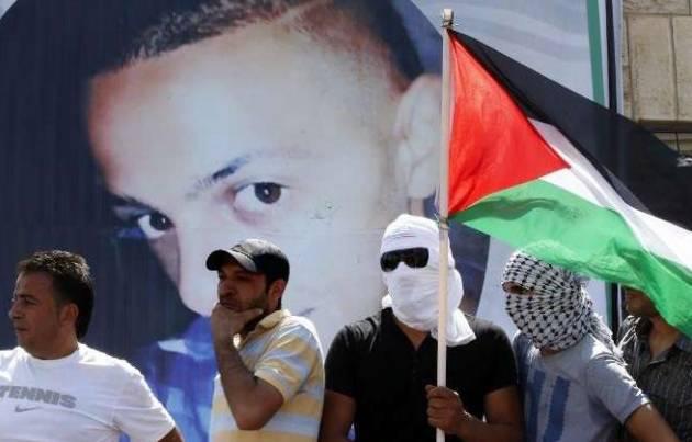[DallaRete] Palestina: nove morti a Gaza per i droni israeliani. Sei coloni arrestati per l'omicidio di Shu'fat