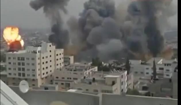 [DallaRete] Gaza, è già strage