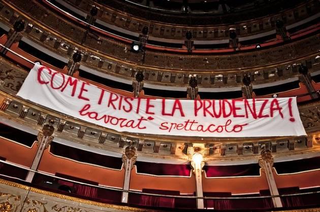 [DallaRete] Teatro Valle, arriva l'avviso di sgombero dal sindaco Marino
