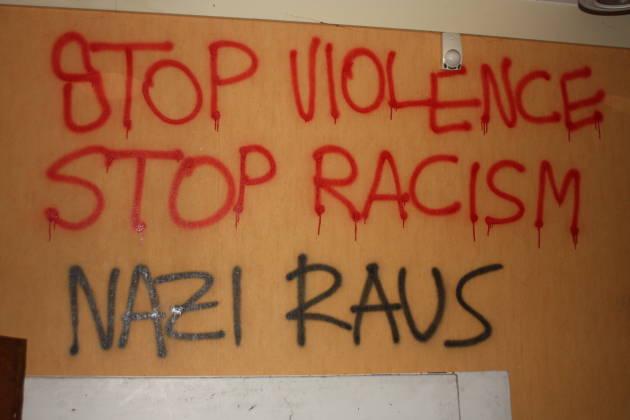 [DallaRete] Minacce agli antifascisti veronesi, la tensione cresce