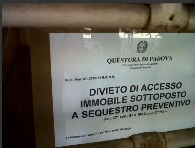 [News] Sgomberato il Bios Lab di Padova