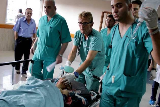 """[DallaRete] Medici norvegesi allo Shifa: """"Israele ha rubato il futuro di Gaza e la sua speranza"""""""