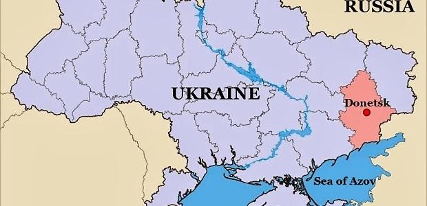 [DallaRete] Sotto le bombe di Donetsk