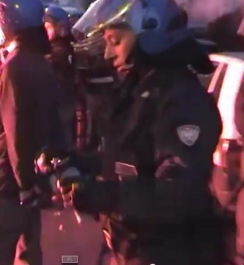 Centocelle  – Lacrimogeni durante lo sgombero di una famiglia. La Questura nega. I video confermano…