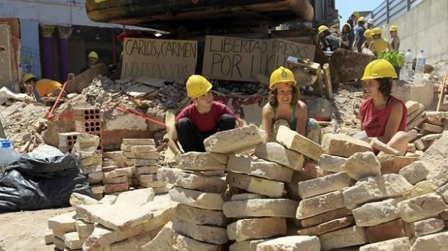89.760€ di solidarietà dal basso per ricostruire il centro sociale #CanVies