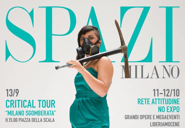 Collezione Spazi Milano: i prossimi appuntamenti della campagna!!!