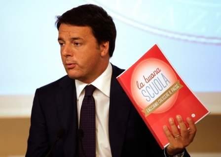 [DallaRete] La scuola di Renzi non è uguale per tutti