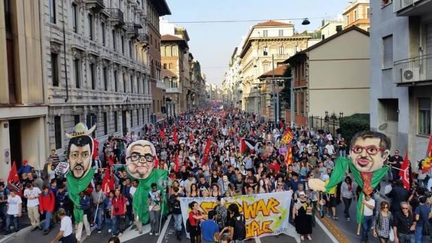 Milano, 18 Ottobre – Una giornata tra luci e ombre