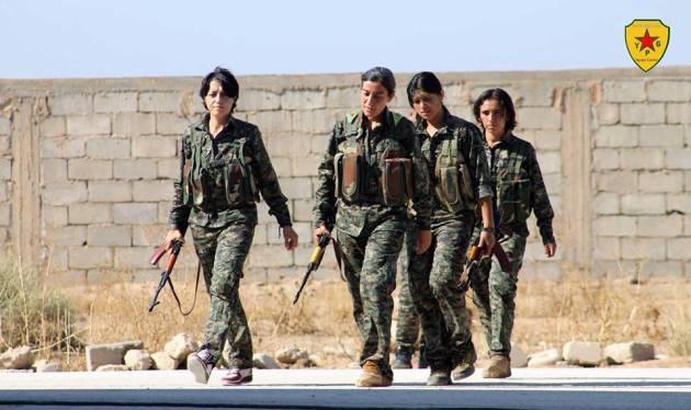 Da Kobane! Diretta video del dibattito con Burcu Sahinli!