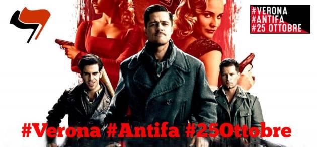 [DallaRete] #25Ottobre: giornata antifascista a Verona