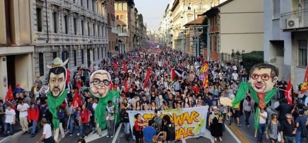 [DallaRete] Piazze piene contro razzismo, fascismo e austerità