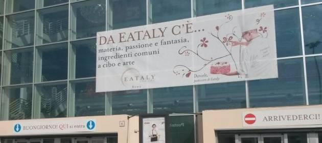 [DallaRete] Da Eataly c'è…