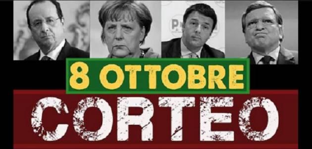 Contro l'Europa dell'austerità – la diretta